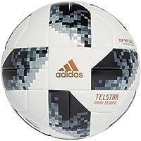 Adidas World Cup Toprx Balón, Hombre, (Blanco/Negro / Plamet), 4