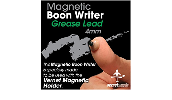 Magic Tricks Magnetic Boon Holder Grease Marker by Vernet Trick
