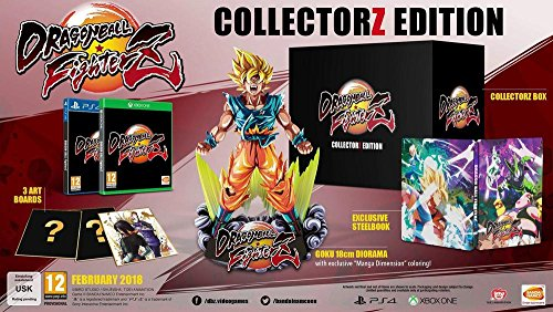 Dragon Ball FighterZ - CollectorZ Edition - [Playstation 4] -