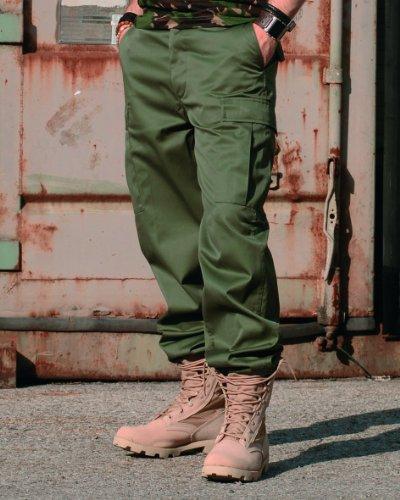 US Ranger Hose Typ BDU, oliv
