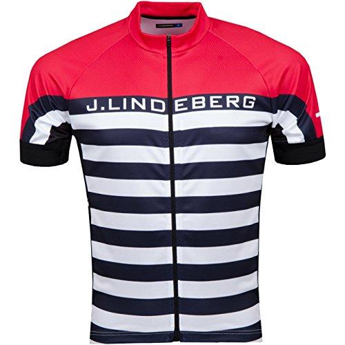 j-lindeberg-maglietta-sportiva-uomo-red-intense-xl