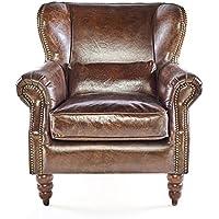 Suchergebnis Auf Amazonde Für Ohrensessel Leder Möbel