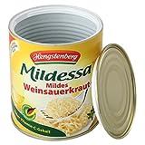 Diversion Safe - Hucha oculta (incluye 5 llaveros), diseo de lata de chucrut Mildessa