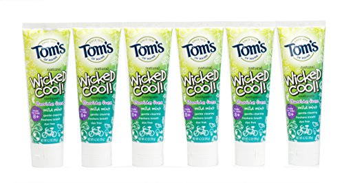 toms-of-maine-natural-wicked-cool-fluoride-free-childrens-toothpaste-mild-mint-42-ounce-by-toms-of-m