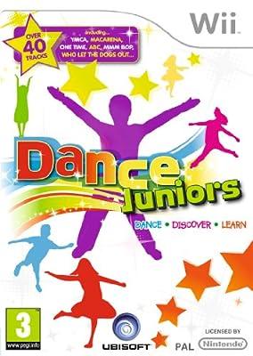Dance Juniors (Wii) from Ubisoft
