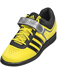 adidas Unisex Powerlift 2.0levantamiento de pesas zapatos, Yellow (G96434), 15 UK