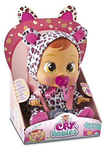 Baby Wow 10574 Cry Babies Lea Toy