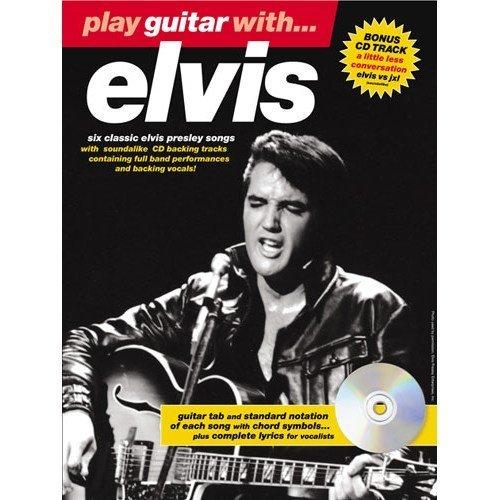 Play Guitar With... Elvis. For Tablatura di Chitarra(con il cifrato degli accordi)