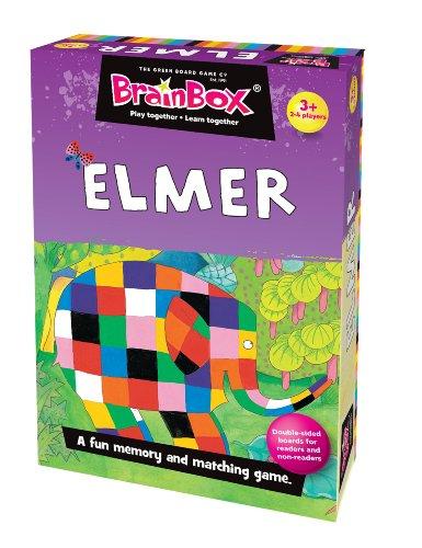 Preisvergleich Produktbild Elmer Memory Spiel
