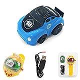 MOGOI Mini Remote Control Car, Watch RC Race Car Portable 2.4Ghz Gravity Sensor