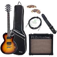 Rocktile L-100 SB E-Gitarre Sunburst Starter SET