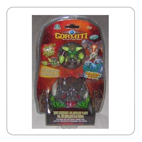 Gormiti Elemental Fusion 6cm Figure With Mystic Altar of Life Pignavex