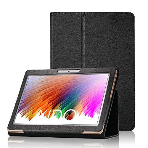 XIDO Tasche für Tablet Pc, XIDO Z120/3G, X110/3G und YUNTAB 3G Tablet-Pc, Schutzhülle, Sleeve, 10,1 Zoll (10.1 Zoll), Ledertasche, Tasche für XIDO Tablet