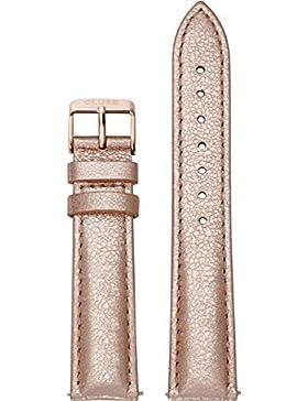 Cluse Damen Uhrenarmband La Bohème Leder Gold CLS057