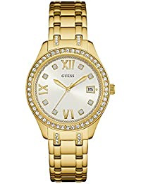Guess Unisex Erwachsene-Armbanduhr W0848L2