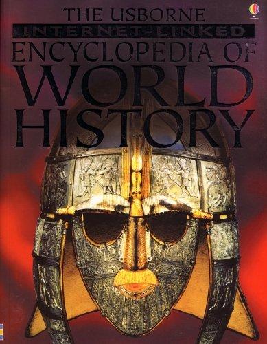 The Usborne Internet-Linked Encyclopedia of World History by Jane Bingham (2001-01-02)