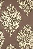 rasch Tapete BESTSELLER Barock Design 740905 braun