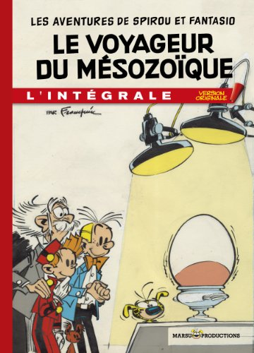 Version Originale - Intégrale Spirou Vo T4