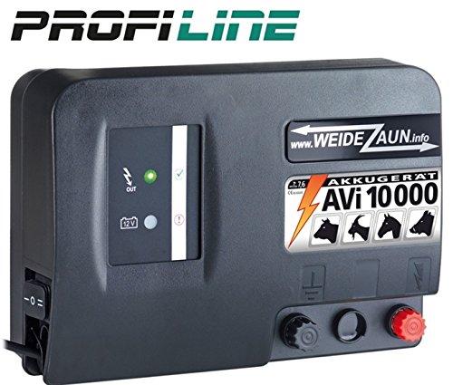 *12V Weidezaungerät Batteriegerät AVi 10.000 von VOSS.farming SCHLAGSTARK für ihren Weidezaun*