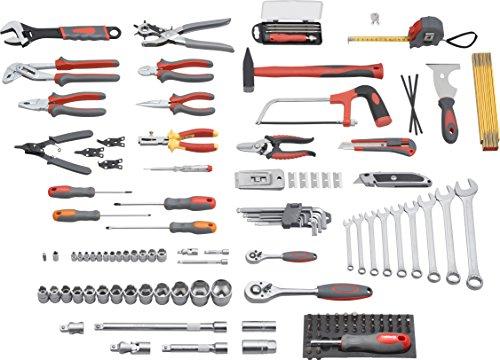 Meister Werkzeugkoffer 129-teilig - 10
