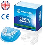BRUXADENT Dental Mouth Guards for Teeth Grinding x 4No | CE Marked Class