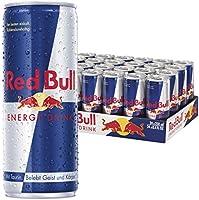 Red Bull Energy Drink, 250 ml, Pack of 24