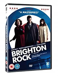 BRIGHTON ROCK & DVD Exclusive Bonus Features + Cast and Crew Interviews + Audio Commentary + Deleted Scenes (Official UK Release) [DVD]