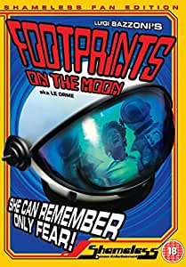 Footprints On the Moon [DVD] [1974]