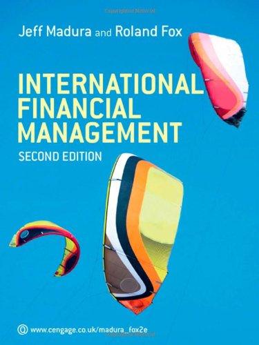 Management international pdf financial madura