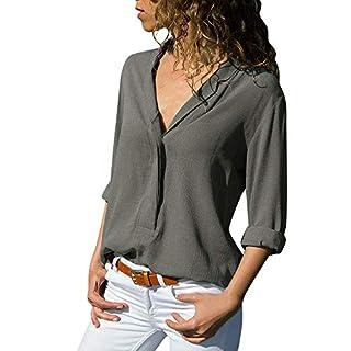 XuxMim Damen Tank Tops Camisole Sommer T-Shirt Ohne Arm Spitze Punkt Drucken Bluse Shirt Basic Tops Arbeit Alltagskleidung Urlaub Vintage Oberteile(Grau,Small)