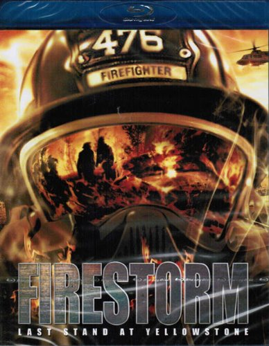 Lauffeuer / Firestorm: Last Stand at Yellowstone [Holland Import] [Blu-ray]