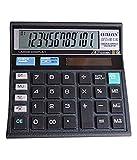 BLUTECH Cltllzen Ct-512 Basic Black Calculator (12 Digit)