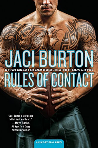 Rules of Contact (A Play-by-Play Novel, Band 12) Burton Womens-player