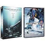 Saga Completa Alien + Pacific Rim [DVD]