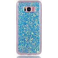 Shinyzone Galaxy S8 Plus Bling Glitzer Handyhülle, Samsung Galaxy S8 Plus Hülle Luxus Glänzend Pailletten Design... preisvergleich bei billige-tabletten.eu