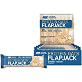 Optimum Nutrition Protein Oats Flapjack, Banana and Yoghurt, 12 Pack
