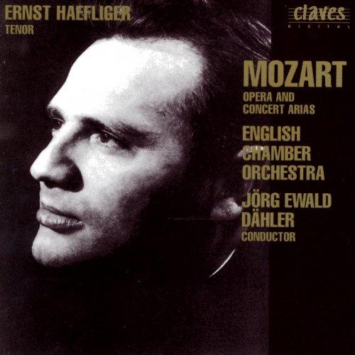 Wolfgang Amadeus Mozart: Opera & Concert Arias