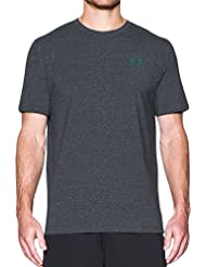 Under Armour Herren Fitness Cc Left Chest Lockup Kurzarm T-Shirt