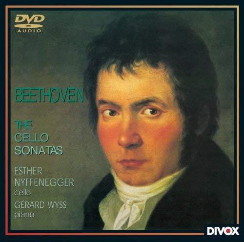Cellosonaten 1-5 : Les Sonates Pour Violoncelle [DVD