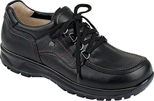 Comfort Mens Bern Shoes Leather Finn Schwarz dvqx5d