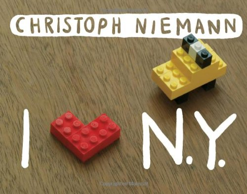 I Lego New York por Christoph Niemann