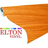 Elton Golden Oak Wood Kitchen Cupboard Liners Shelf Liner, Decorative Self Adhesive Vinyl Sheet For Table Top ,Furniture, Almirah And Other DIY, Renovation Projects 2 X 4 Feet
