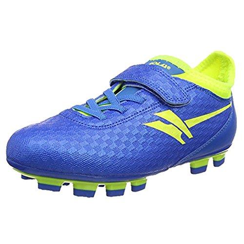 Gola Ativo 5 Blade Infants Football Boots - Sparta Blade - Blue/Volt - UK 7