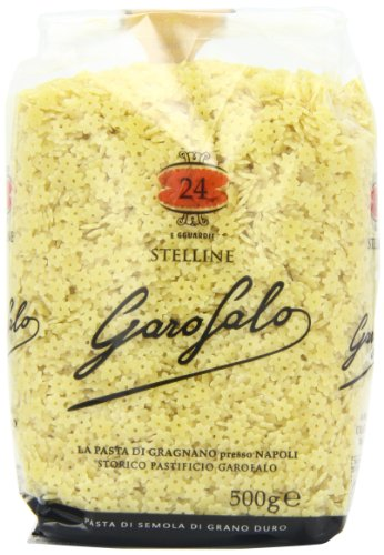 Garofalo Stelline 500g (Pack of 4)