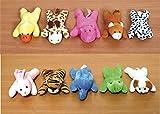 Best Stuff Animals - Skylofts Cute Imported 13cm Soft Stuffed Plush Fridge Review
