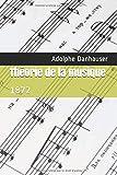Théorie de la musique: 1872...