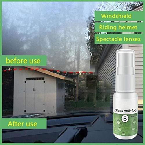Preisvergleich Produktbild TAOtTAO HGKJ-5 Auto Hydrophobe Beschichtung Anti-Fog Rainproof Spray für Fensterglas (B)