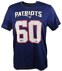 New Era New England Patriots New Era T Shirt/Tee NFL Supporters Navy - 4XL