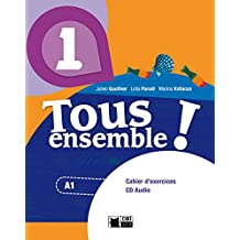 Tous Ensemble 1 Portfolio (Chat Noir. methodes) - 9788468217895