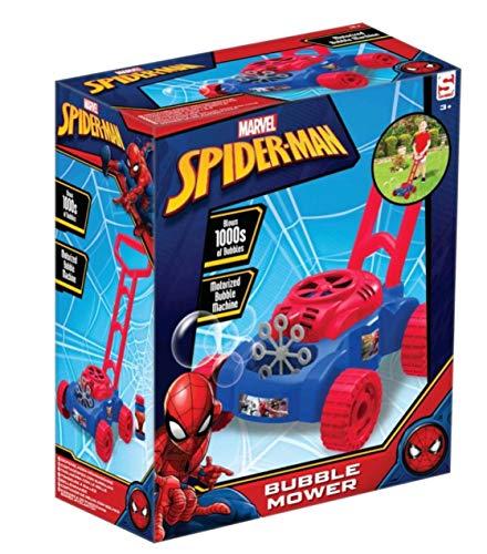 Sambro Spiderman Mähroboter, Mehrfarbig (SPE-3263)